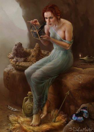 Digital-Fantasy-Painting-By-Artist-Steve-De-La-Mare15