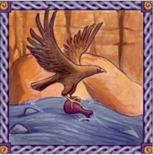 Psyche-eagle